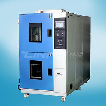 冷热冲击试验箱的溫度修复時间如何检测